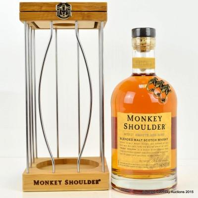 Monkey Shoulder Batch #27 In Cage