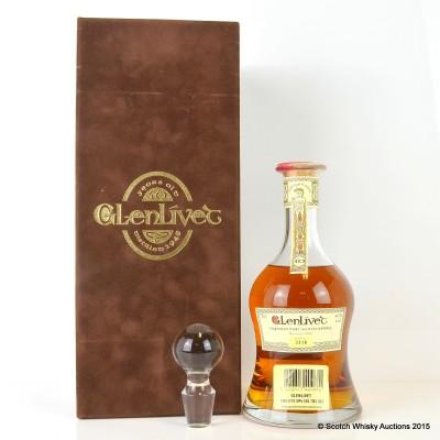 Glenlivet 1948 50 Year Old