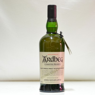 Ardbeg Young Uigeadail - The Oogling