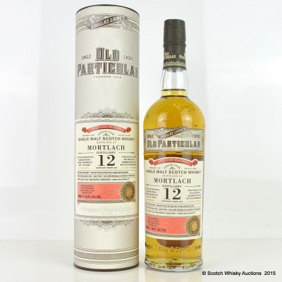 Mortlach 2002 12 Year Old Old Particular
