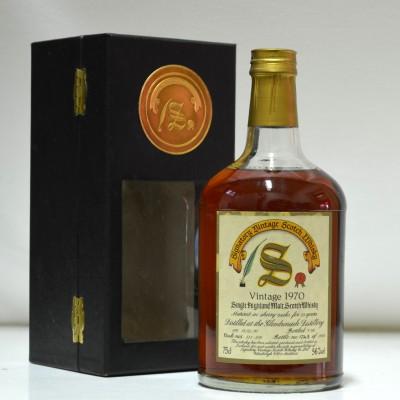Glendronach 1970 - 20 Year Old