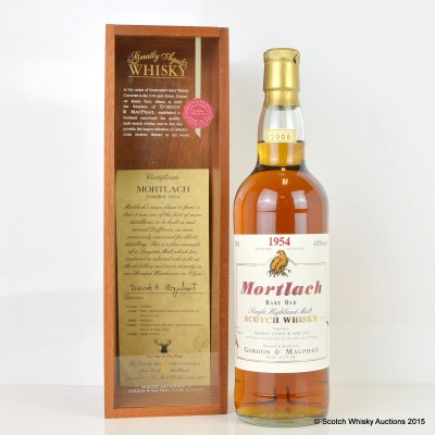 Mortlach 1954 G&M