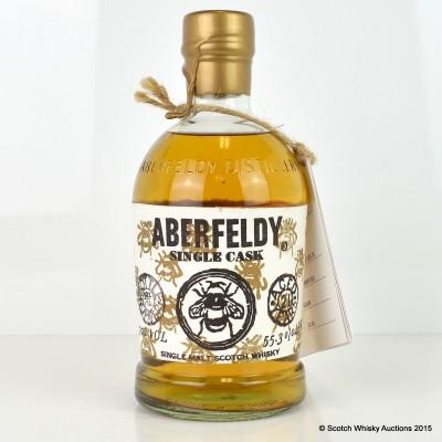 Aberfeldy 21 Year Old Single Cask Limited Edition Designed By Ryan Hannigan