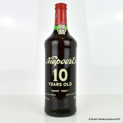 Niepoort's 10 Year Old Tawny Port 75cl
