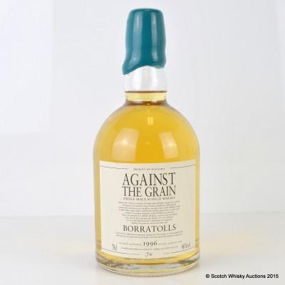 Against The Grain Borratolls 1996