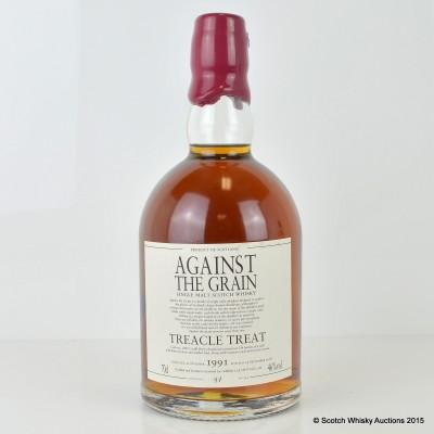 Against The Grain Treacle Tart 1991