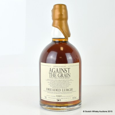 Against The Grain Dreaded Lurgie 1990
