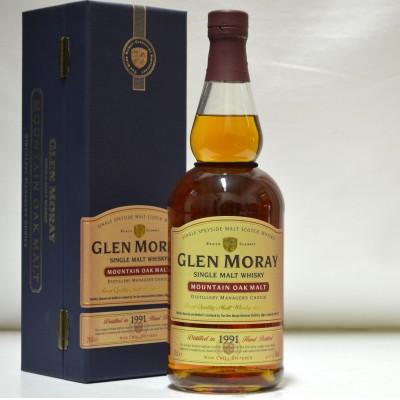 Glen Moray Mountain Oak Distillery Manager's Choice