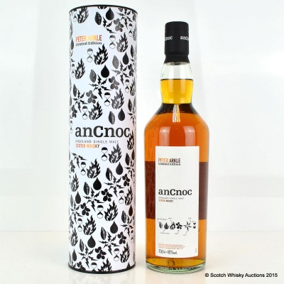 AnCnoc Peter Arkle Limited Edition No.1 Ingredients