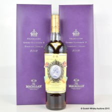 Macallan Diamond Jubilee With Old And New Boxes (Ralfy's Bonneville Fundraiser)