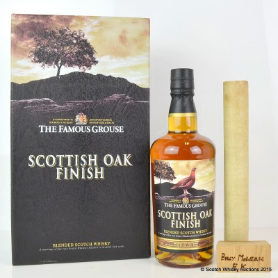 Famous Grouse Scottish Oak Finish 50cl