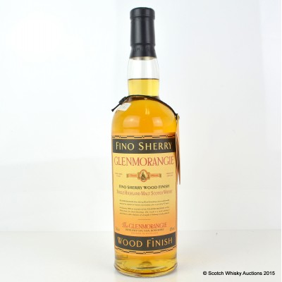 Glenmorangie Fino Sherry Wood Finish