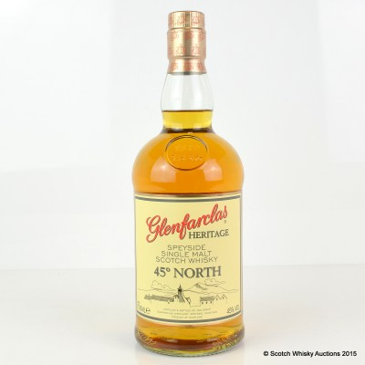 Glenfarclas 45° North Heritage Malt Collection
