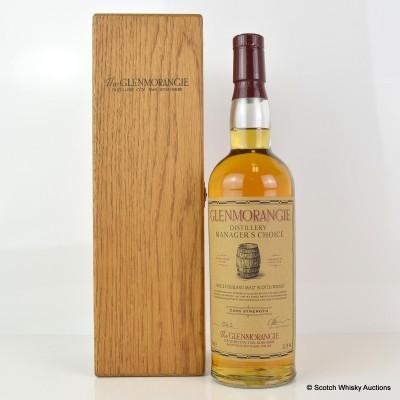 Glenmorangie Distillery Manager's Choice 1983