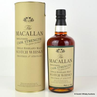Macallan Cask Strength 1990 50cl