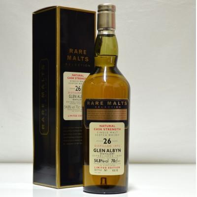 Rare Malts Glen Albyn 1975 - 26 Year Old