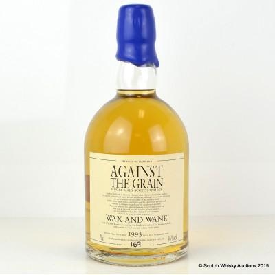Against The Grain Wax And Wane 1993