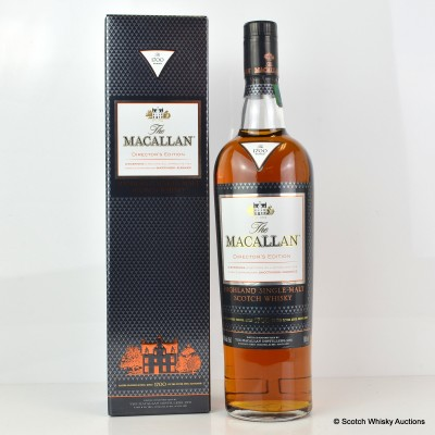 Macallan Director's Edition
