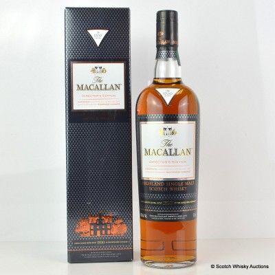 Macallan Director's Edition