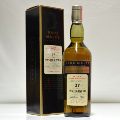 Rare Malts Inchgower 1976 - 27 Year Old