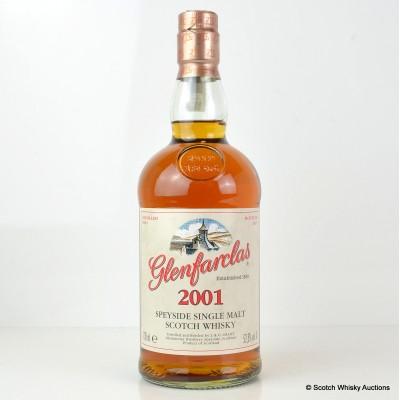 Glenfarclas 2001 The Whisky Fair