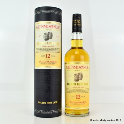 Glenmorangie Golden Rum Cask 12 Year Old