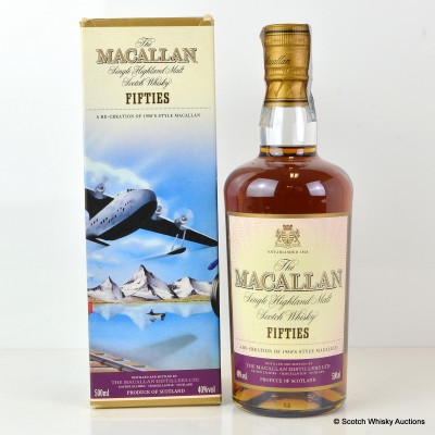 Macallan Decades Fifties 50cl
