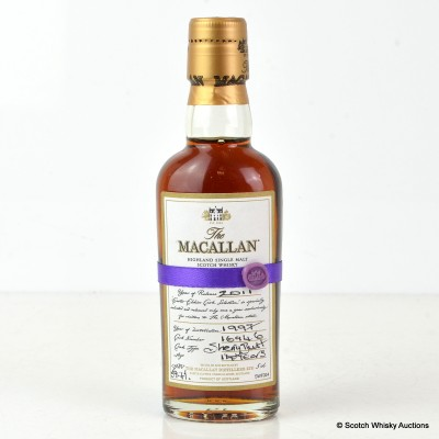 Macallan Easter Elchies 2011 Mini 5cl