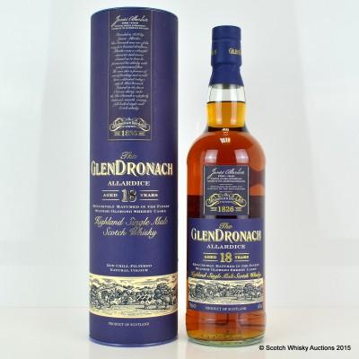 GlenDronach Allardice 18 Year Old