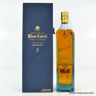 Johnnie Walker Blue Label Tel Aviv Edition 1L