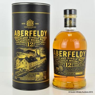 Aberfeldy 12 Year Old