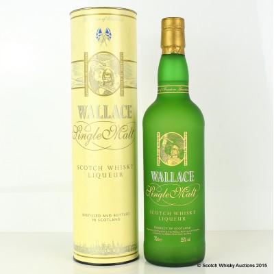 Wallace Single Malt Liqueur