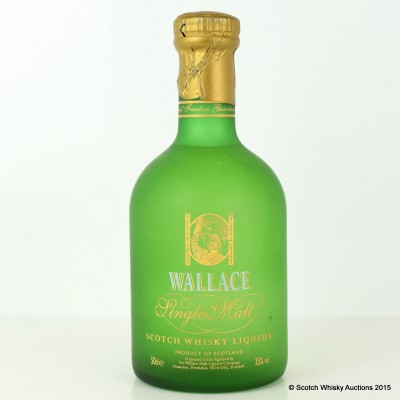 Wallace Single Malt Liqueur 50cl