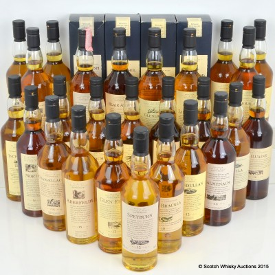 Flora & Fauna Complete Collection - 26 Bottles