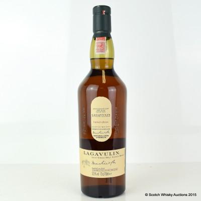 Lagavulin Distillery Only 2010
