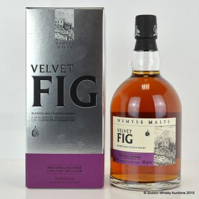 Velvet Fig Wemyss Malts