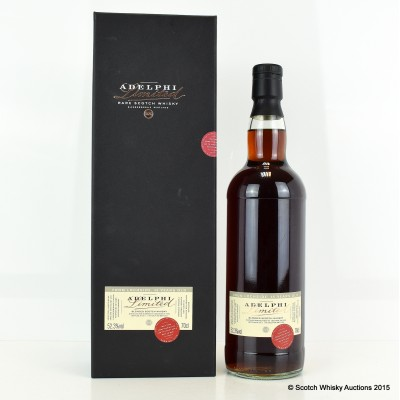 Lochside 1965 46 Year Old Adelphi