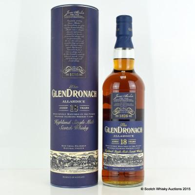 GlenDronach Allardice 18 Year Old Batch #2