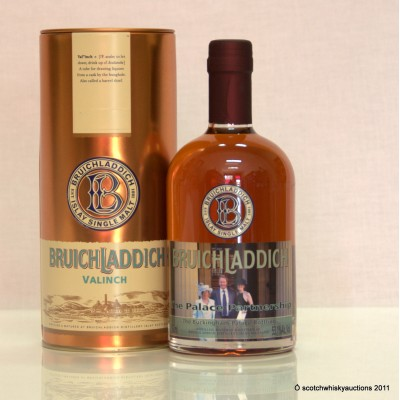 Bruichladdich Valinch Queen's Award