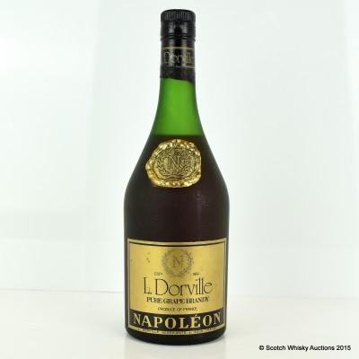 L. Dorville Napoleon Brandy