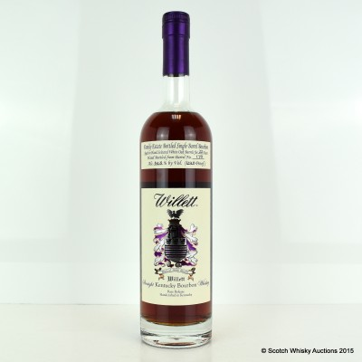 Willett Single Barrel Bourbon 22 Year Old 75cl