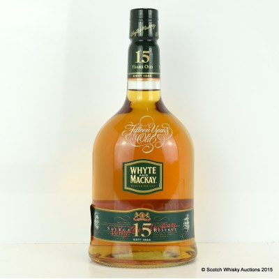 Whyte & Mackay Select Reserve 15 Year Old