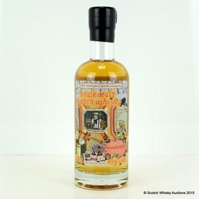 Boutique-y Whisky Co Bruichladdich Batch #1 50cl