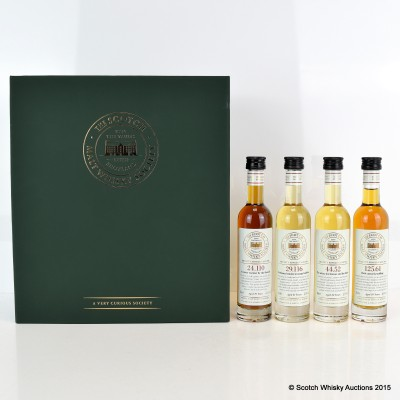 SMWS Membership Pack With 4 X 10cl