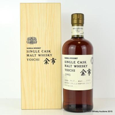 Yoichi Single Cask 1991