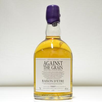 Against The Grain Raison D'être
