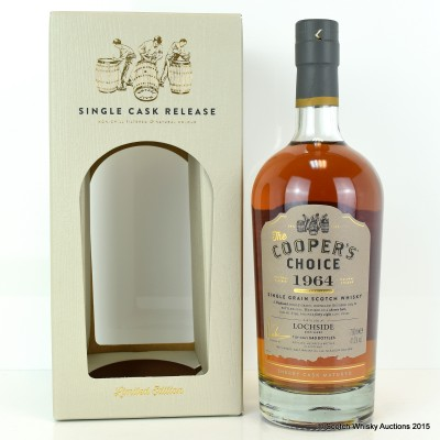 Lochside 1964 48 Year Old Coopers Choice