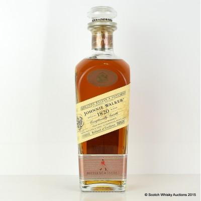 Johnnie Walker 1820 Special Blend