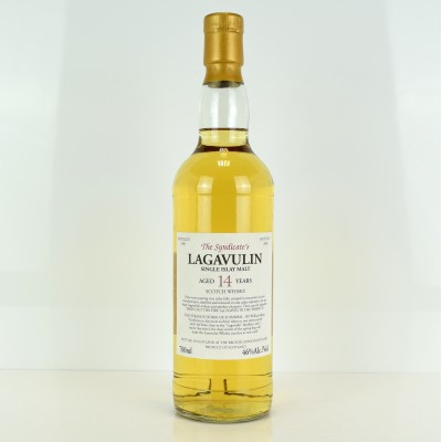 Lagavulin 1990 14 Year Old The Syndicate's Bottling