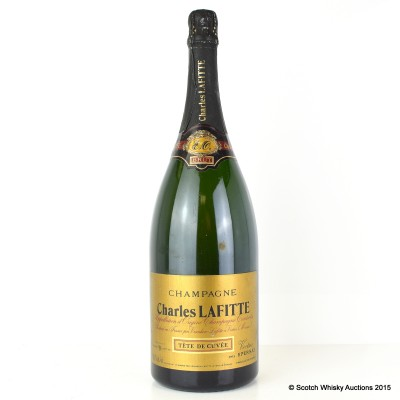 Charles Lafitte Champagne 1.5L